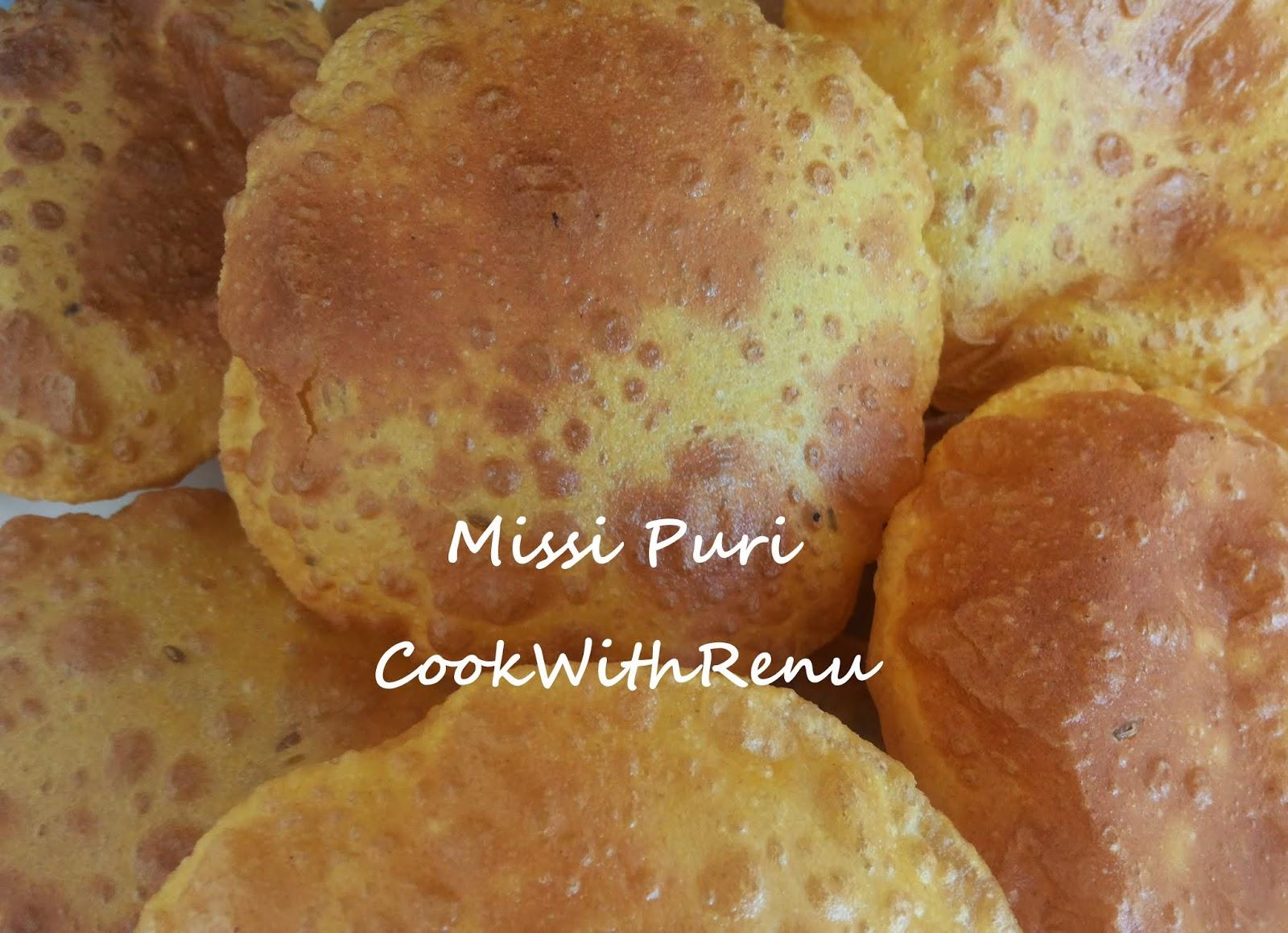 Missi PuriMasala Puri