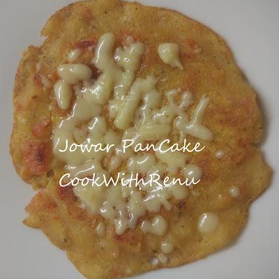 Jowar(Sorghum) Pancake