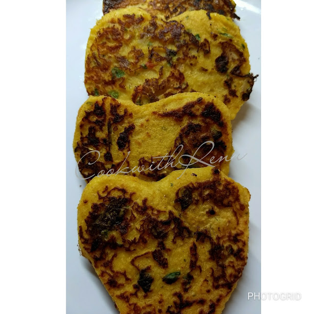 Non Fried Bread Pakoda