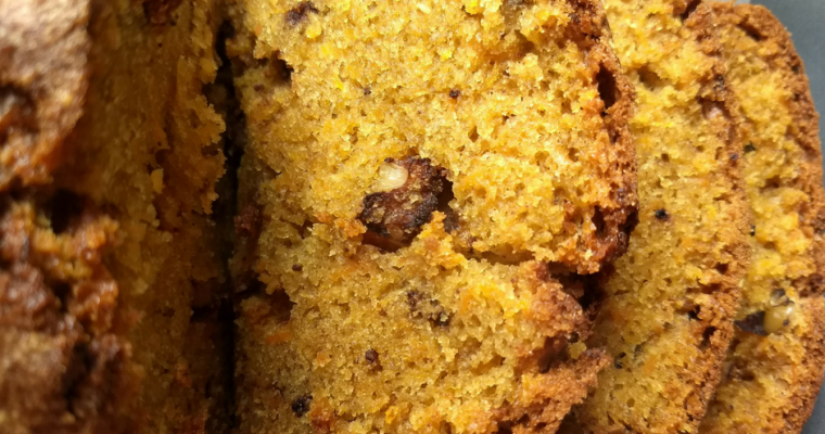 Whole Wheat Carrot Cake | Bread
