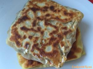 Gözleme - Turkish Flat Bread