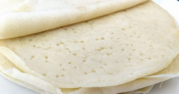 Lachuch (Yemenite FlatBread)