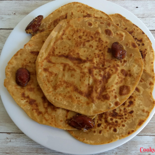 Omani Maldouf - A FlatBread made with Dates