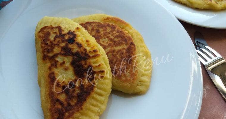Potato Apple Bread