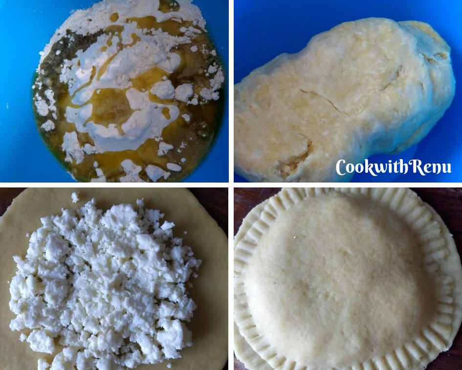 Tiganopsomo – The Greek version of fried bread
