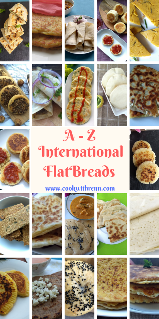 A - Z International FlatBreads_Collage