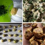 Nutty Spinach , Potato & Paneer Balls