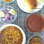Spicy Kolhapuri Misal