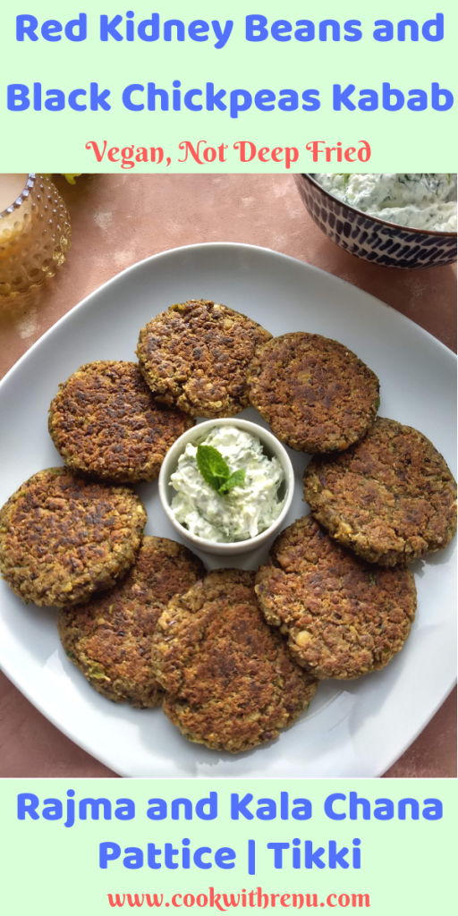 A very healthy and a vegan snack or as a brunch to be enjoyed as is or can be used as a Pattice in Burger. A perfect starter for parties.