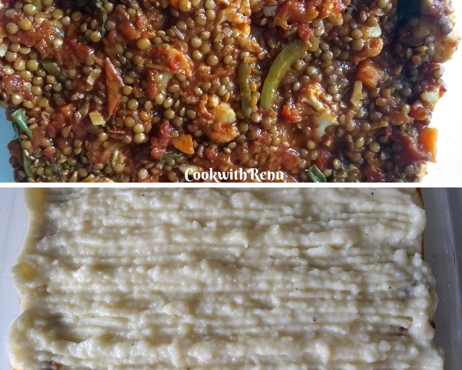 Vegetable Shepherd's Pie (Vegan and Gluten Free)