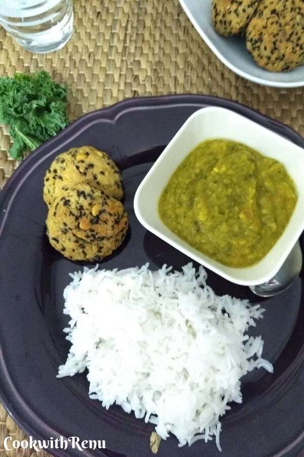Baked Shana Jhiej | Meghalaya Vegan and Gluten Free Starter