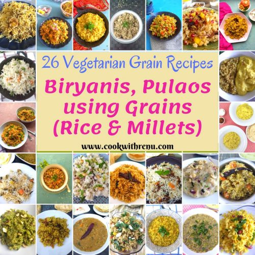 26 Vegetarian Grain Recipes