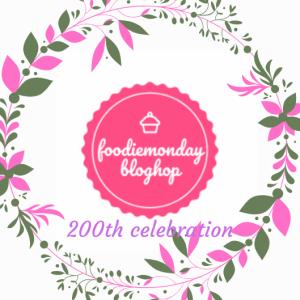 Foodie Monday 200th Celebration