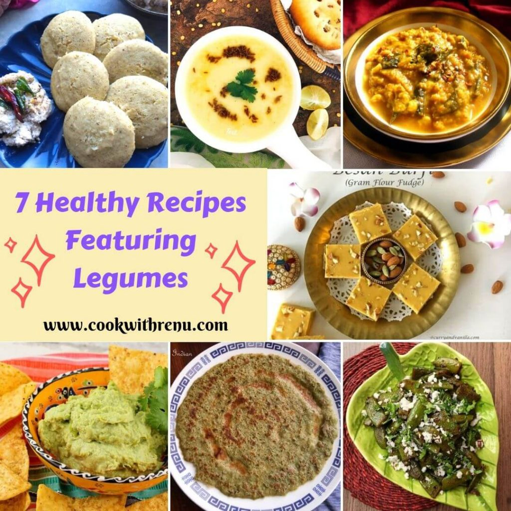 7 Healthy Recipes Featuring Legumes