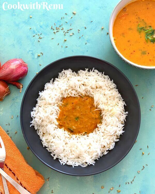 Kongu Thakkali Kuzhambu | Coimbatore Style Vegan Tomato Curry