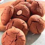 Eggless Jowar Chocolate Cookies (Gluten Free)