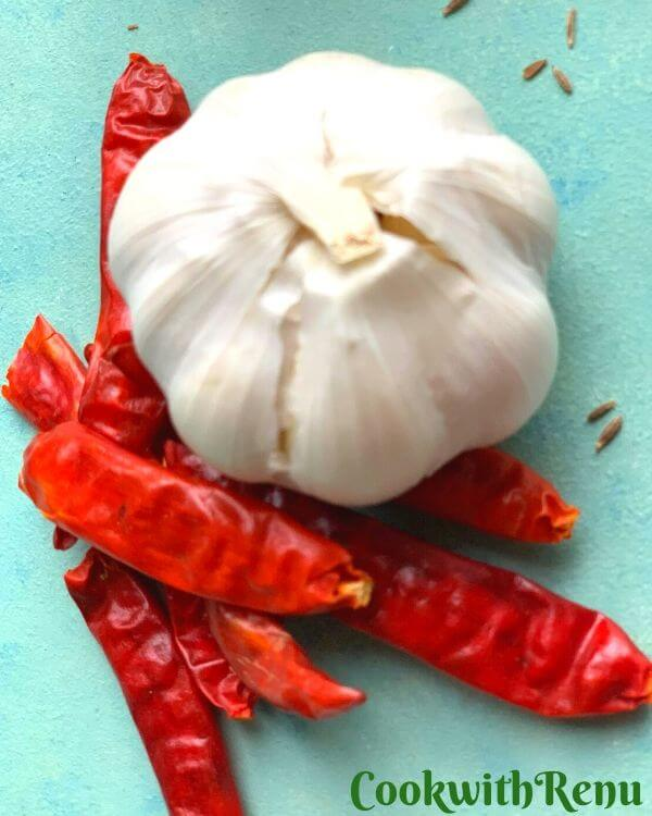 Garlic & Chillies