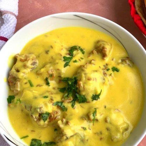 No onion No Garlic Dudhi Kofta Curry