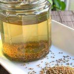 Ajwain Water | Tea (Carom seeds)