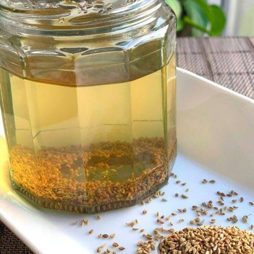 Ajwain Water | Ajwain Tea (Carom seeds)