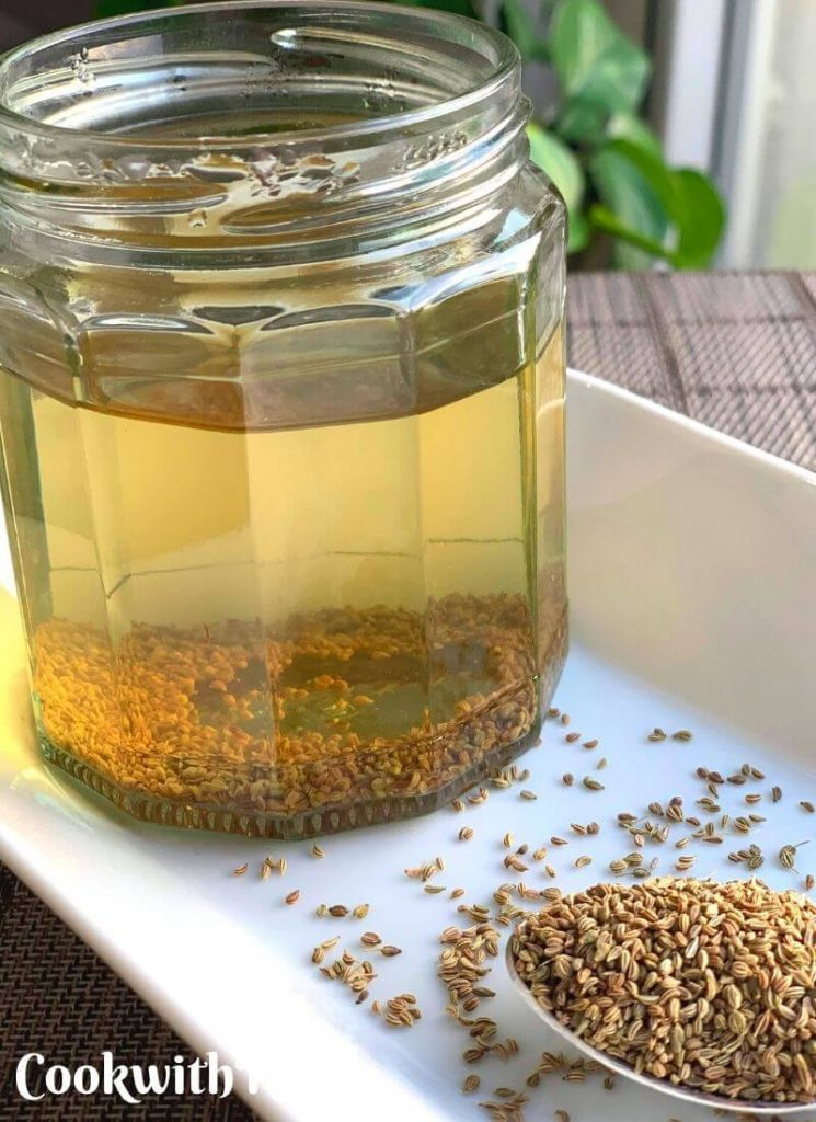 Ajwain Herbal Drink