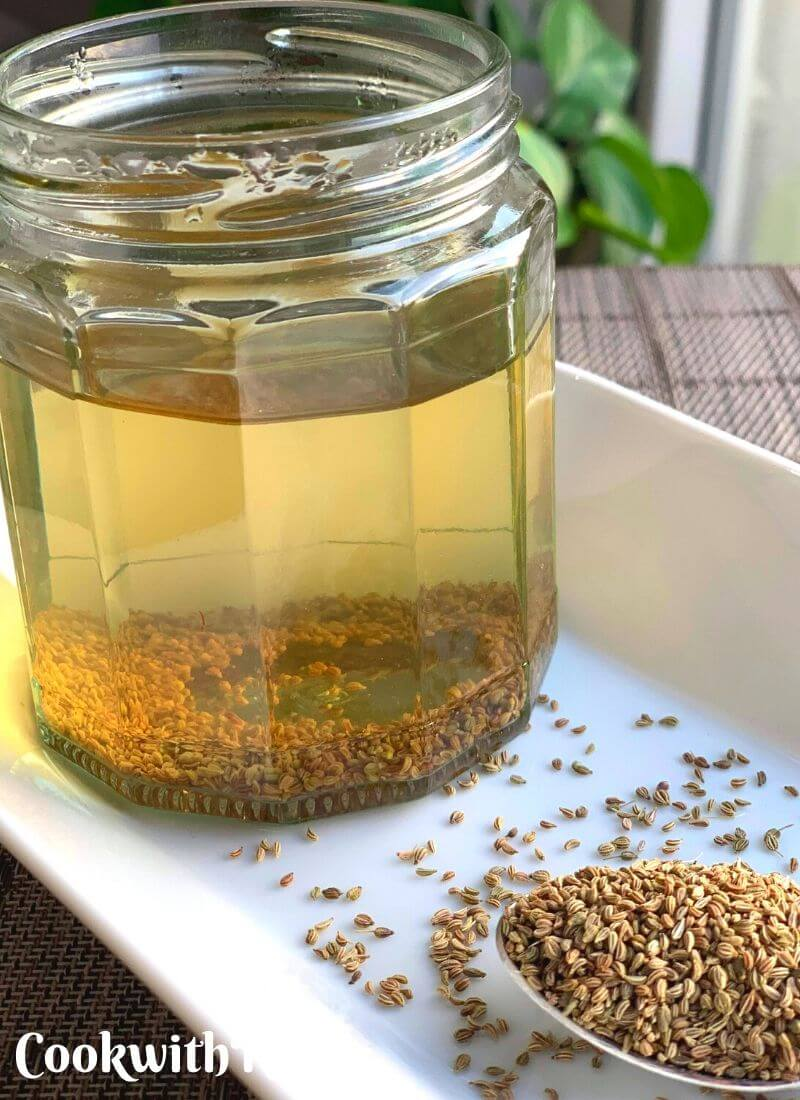 Ajwain Water | Tea (Carom seeds)