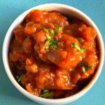 Mosdeng Serma (Tripura Style Tomato Chutney)