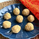Til Gul Ladoo without Jaggery Syrup