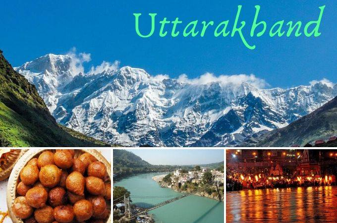 Uttarakhand Collage