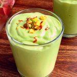Indian Style Avocado Lassi