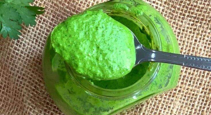 Mint Yogurt Chutney | Pudine aur Dahi ki Chutney