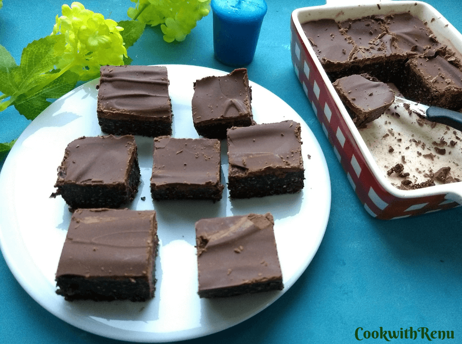 No Bake Chocolate Weetabix Energy Slice