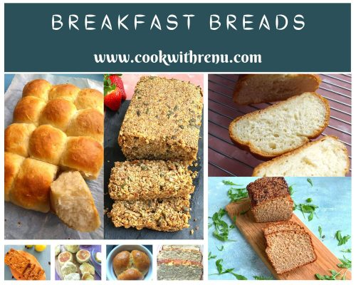A collection of Breakfast Breads