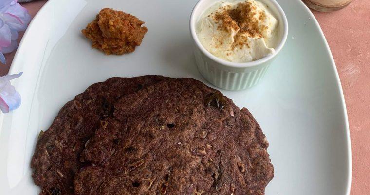 Ragi Roti | Gluten Free Finger Millet Flatbread