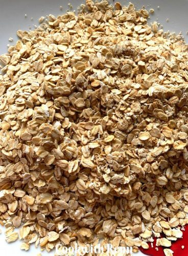 Roasted Oats