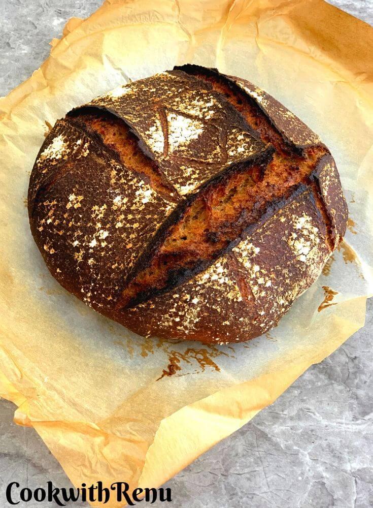 Boule Sourdough bread