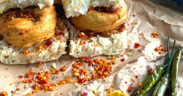 Homemade Vada Pav | Mumbai Famous Street Food