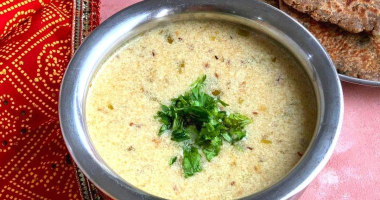 Rajgira Kadhi – Farali Kadhi for Vrat