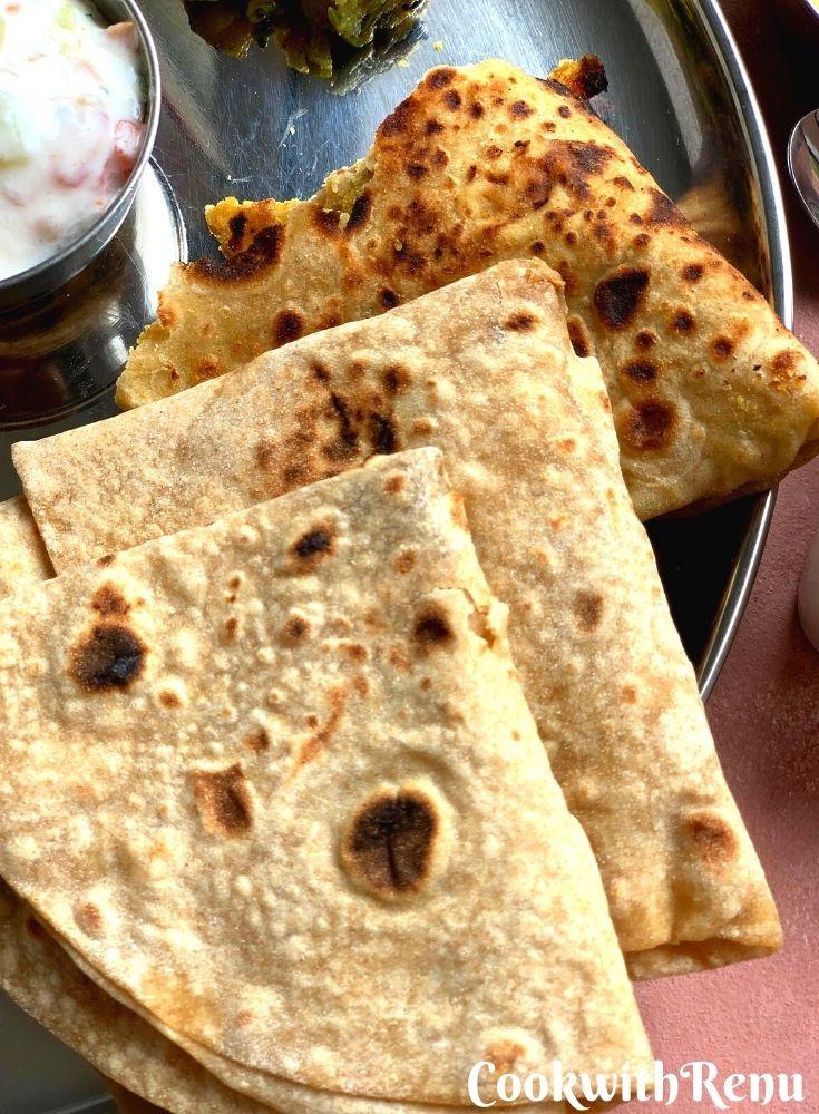 Chapati & Puran Poli