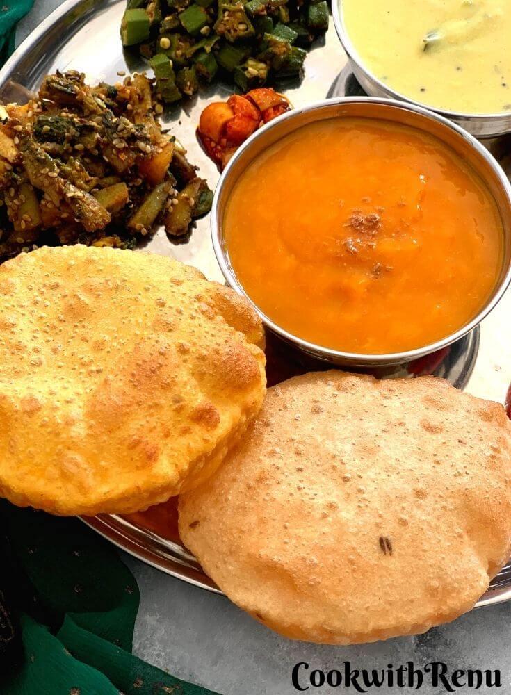 Sada & Gujarati Masala Puri