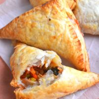 Bakery Style Veg Puff | Curry Puff