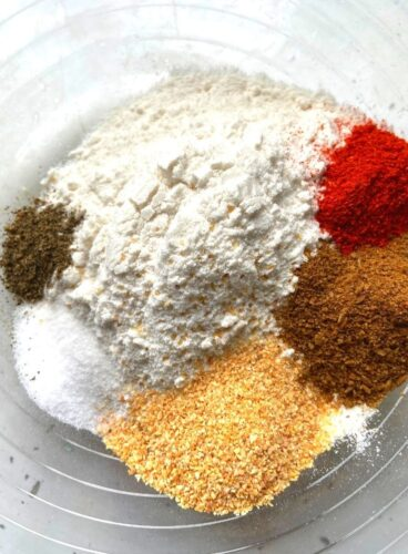 The Spice Mix for Buffalo Wings or Cauliflower Wings