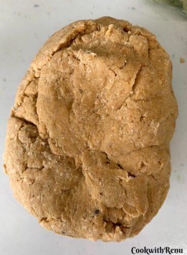 Dough for Puris