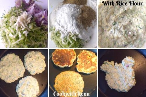 Zucchini Fritters_ Collage
