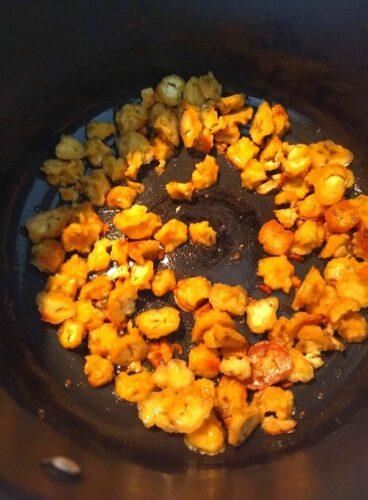 Shallow Fried Mangodi